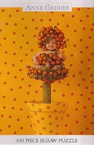 Anne Geddes 550 Piece Jigsaw Puzzle by Ceaco. Inc.