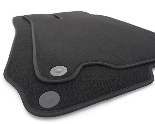 Fußmatten R230 Velour Automatten Premium Original Qualität schwarz