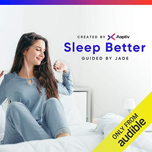 Sleep Better audiobook cover art