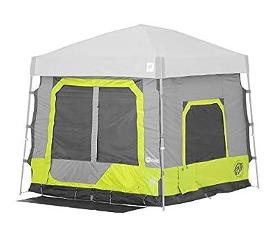 E-Z UP CC10ALLA Outdoor Camping Cube 5.4, Limeade