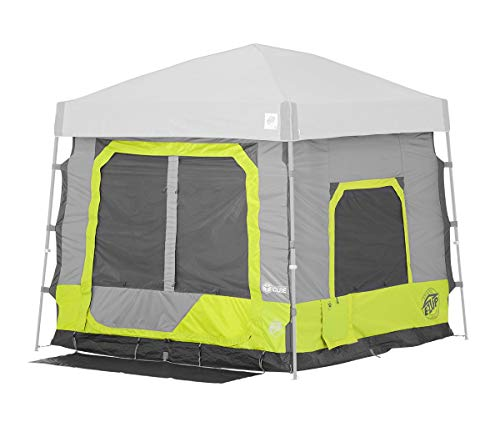 E-Z UP Affordable Camping Cube to Use in Light Rain