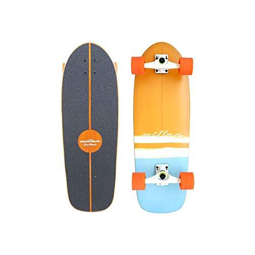 Miller Skateboards Surfskate New Mundaka Mehrfarbig 9.8