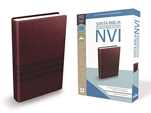 Compare Textbook Prices for Santa Biblia de Premio y Regalo NVI, Leathersoft, Café Spanish Edition  ISBN 9780829769081 by NVI-Nueva Version International
