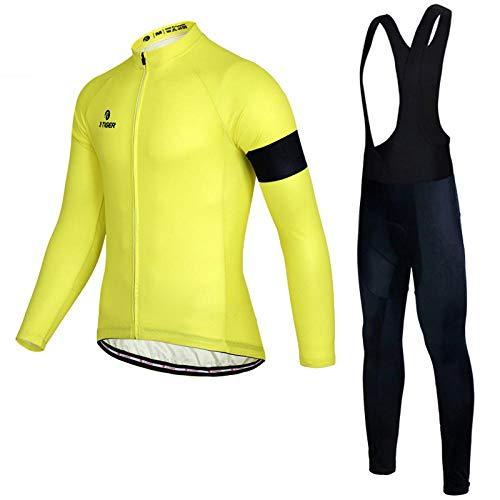 Maillot Ciclismo + Pantalon/Culote Bicicleta ,Traje de la ropa de la bicicleta...