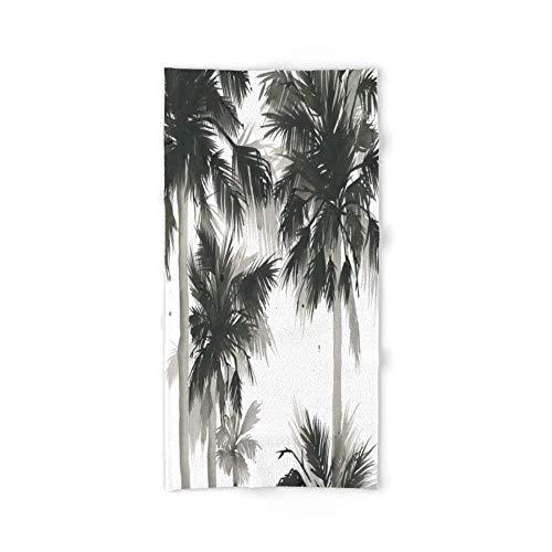 xcvgcxcvasda Paradis Noir IV Bath Towel 31.5