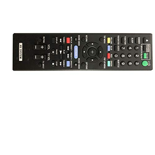 Fantastic Deal! 4EVER Remote Control Compatible for Sony BDV-E190 BDV-E290 BDV-EF200 BDV-F500 Blu-ra...