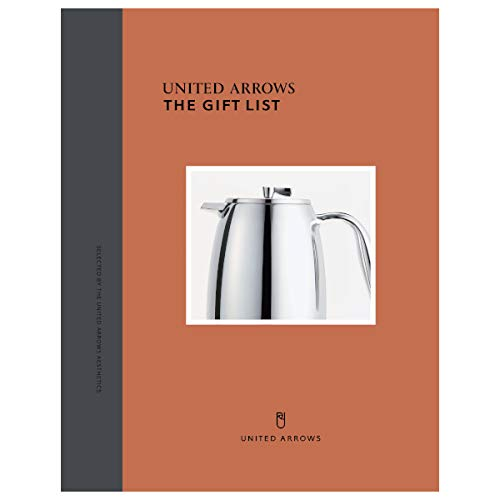 UNITED ARROWS THE GIFT LIST カタログギフトCコース (包装済み/ノキアブラウン)|内祝い 結婚祝い 出産祝い プレゼント お洒落