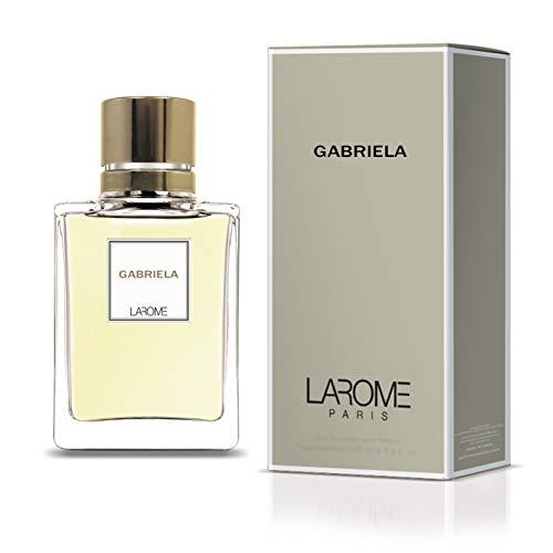 Perfume de Mujer GABRIELA by LAROME (9F) 100 ml