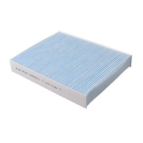 Blue Print ADM52511 Innenraumfilter / Pollenfilter , 1 Stück