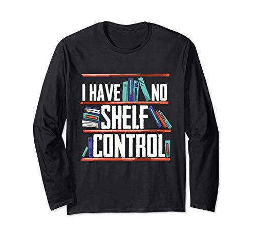 Divertido aficionado a los libros que no tengo control Shelf Manga Larga
