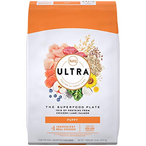 Nutro Ultra Superfood Plate Puppy Food