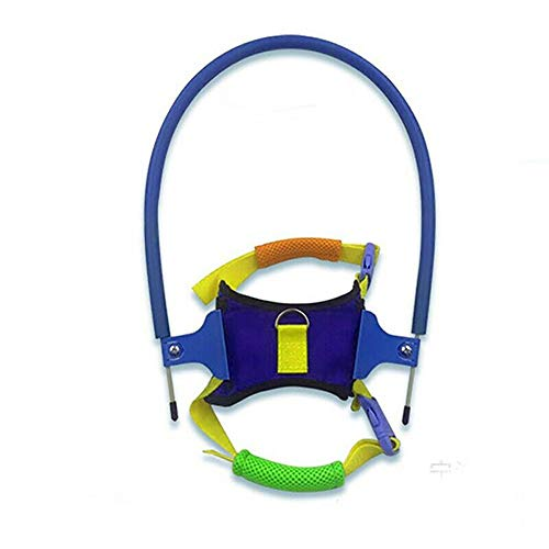 Arnés de seguridad para mascotas Halo para perros ciegos guía de entrenamiento chaleco anillo