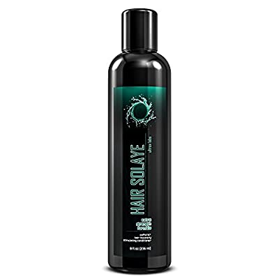 Ultrax Labs Hair Solaye | Caffeine Hair Growth Stimulating Solace Conditioner For Hair Loss 8 fl oz