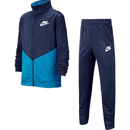 Nike Sportswear trainingspak jongens, blauw, XL