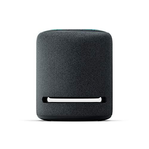Presentamos el Echo Studio - Altavoz inteligente con sonido de alta fi
