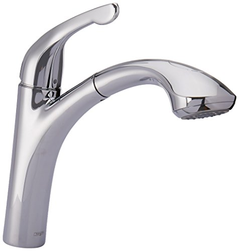 hansgrohe Allegro E Premium 1-Handle 13-inch Tall Kitchen Faucet with Pull Down Sprayer with QuickClean in Chrome, 04076000