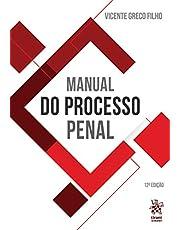 Manual do Processo Penal (Volume 1)