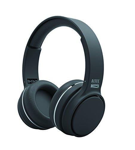 Altec Lansing Ring n Go (AL-CAQ370-001.133) - Auriculares, Color Negro