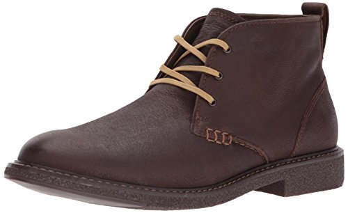 Dockers Men's Tulane Chukka Boot, Chocolate, 7.5 M US