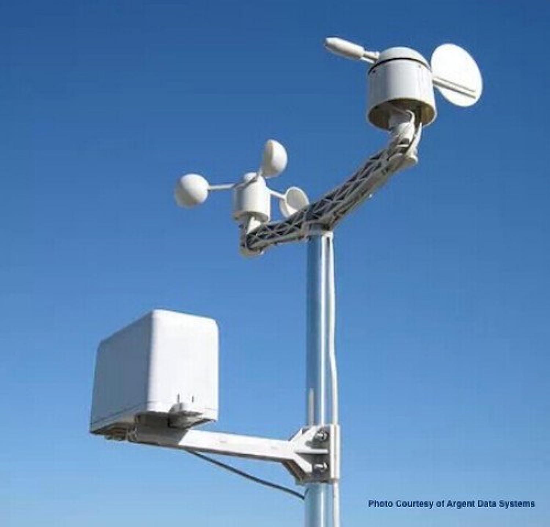 WeatherRack - Anemometer   Wind Vane   Rain Bucket designed for SwitchDoc Labs WeatherPiArduino Board and Raspberry Pi Arduino