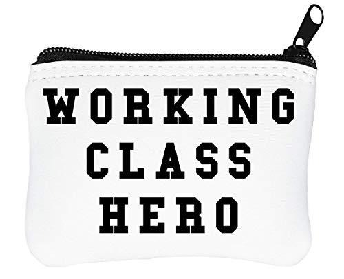 Working Class Hero Portemonnee met ritssluiting portemonnee