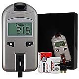 zzyyzz misuratori colesterolo, analizzatore lipidico del sangue multi-funzionale domestico portatile trigliceride totale del colesterolo