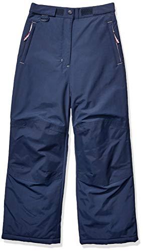 Amazon Essentials Water-Resistant snow-pants, navy, 4T