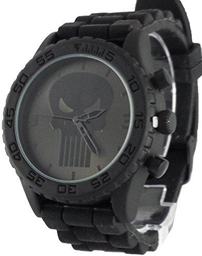 The Punisher Skull PUN1502 - Reloj analógico para hombre