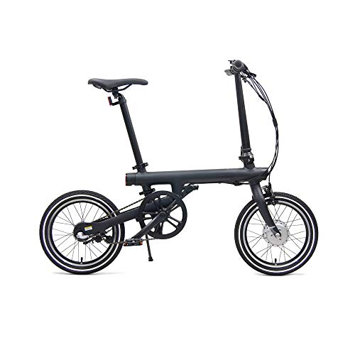 XIAOMI Smart Electric Folding Bike Bicicleta, Adultos Unisex, Negro, Unico-250W-Hasta 45 km de recorrido-Diseño ligero y plegable