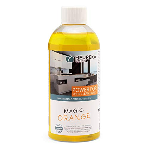 HEUREKA Orangenreiniger Konzentrat - Magic Orange, 500 ml für 500 l Reiniger