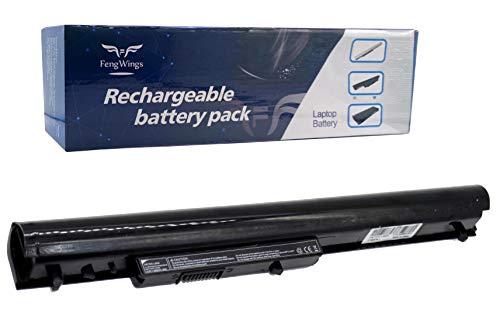 FengWings Batteria OA04 OA03 740715-001 sostituire per batteria hp 250g3 HP 250 G3 240 G2 240 G3 245 G2 245 3 246 G2 246 G3 250 G2 255 G2 Compaq 14-d000 15-d000 14-a000 746641-001 HSTNN-LB5S