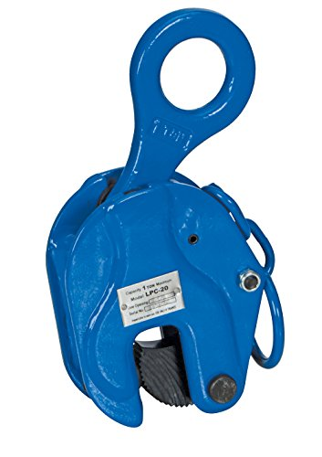 Vestil LPC-20 Positive Locking Plate Clamp, 0.80