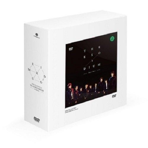 SM Entertainment Exo - Exo Planet #3 The Exo'Rdium - In Seoul Live Dvd 3Disc+9Photocard+Extra Photocard Set
