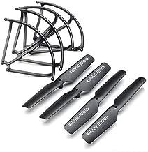 Elevin(TM) Blades Propeller + Protection Cover Set for JJRC V686 H12C H8D H8C Quadcopter