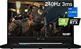 2021 Newest ASUS TUF Dash 15.6' Gaming Laptop, 240Hz FHD, Intel Core i7-11370H, Nvidia RTX 3070,...