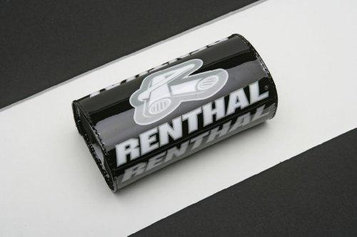 Renthal P230 Fatbar Manillar acolchado – Negro/Blanco