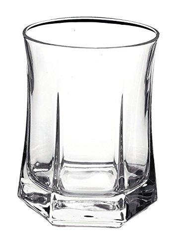 Set 3 BICCHIERI BICCHIERE acqua vino 24cl - BORMIOLI ROCCO Linea capitol cod.9144