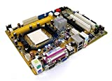 ASUS M2A-MX - Placa base (4 GB, AMD, Socket AM2, 0, 1, 0+1, Gigabit Ethernet, Micro ATX)