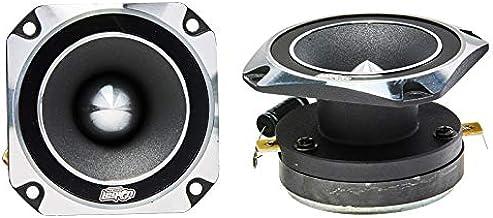 "Audio Legion High Compression Chrome Bullet Super Tweeters - Car Speakers - Car Tweeters - Car Audio (3.5"" 300W - ALT46) photo"