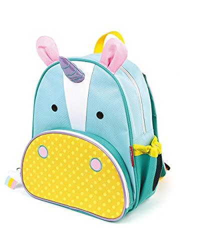Skip Hop Toddler Backpack, Zoo Preschool Ages 2-4, Unicorn