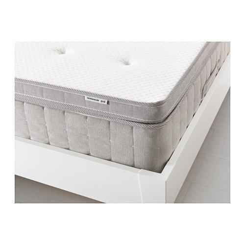 IKEA TROMSDALEN Full Size Mattress topper, natural 1428.11229.1426