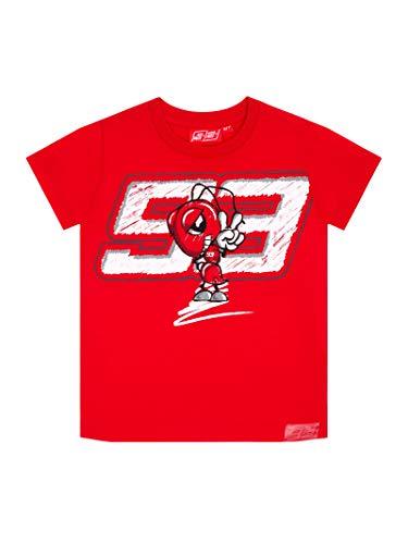 Camiseta Niño Marc Márquez 93 Hormiga 8/9 Años