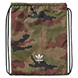 adidas Camouflage Turnbeutel, Multicolor, One Size