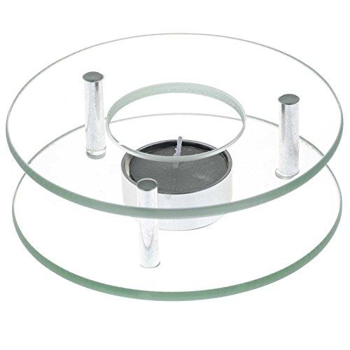 SIDCO Stövchen Teewärmer Teekanne Speisenwärmer Warmhalteplatte Untersetzer