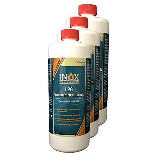 INOX 3X Lpg Permanent Ventilschutz Additive 1L 1439500