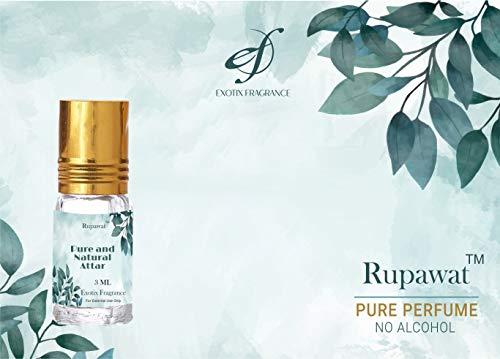 Exotix Fragrance Premium Firdaus Attar 3ml Pack