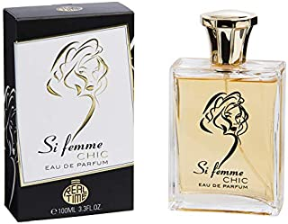 Real Time Eau de Perfume Mujer Si Femme Chic - 100 ml