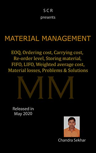 MATERIAL MANAGEMENT (English Edition)