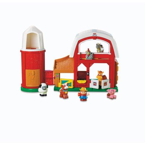 Fisher-Price K0104 Little People Bauernhof