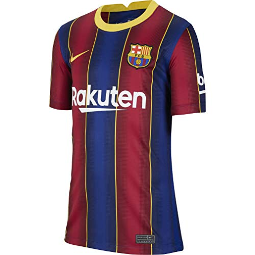 NIKE FC Barcelona Temporada 2020/21-FCB Y NK BRT STAD JSY SS HMCD4500-456...
